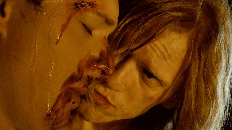 Facing the werewolf or an identity long repressed? Or maybe not.  Der Samurai Till Kleinert, 2014 Cinematography| Martin Hanslmayr