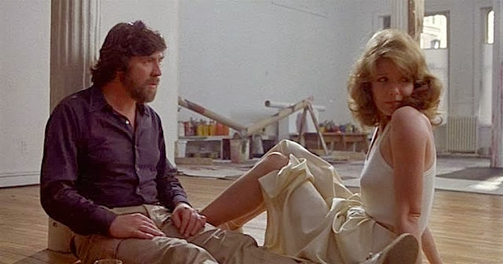 Love, lust or another compromise to an easy solution? Alan Bates / Jill Clayburgh An Unmarried Woman Paul Mazursky, 1978 Cinematography | Arthur J. Ornitz