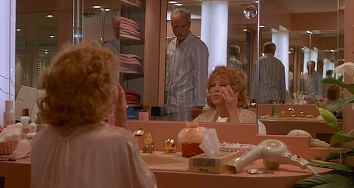 Meet Dave & Barbara: The Happy Married Couple Bette Midler / Richard Dreyfuss Paul Mazrusky, 1986 Cinematography | Donald McAlpine
