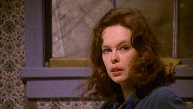 """I'm not going to get under the covers or anything. I'll just lay on top. I have to tell you something. If you feel that you want to make love to me, it's all right. I want you to make love to me. Please."" Sandy Dennis on the verge of something... That Cold Day in the Park Robert Altman, 1969 Cinematography 