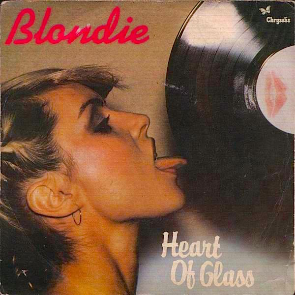 """""""Once I had a love and it was a gas Soon turned out had a heart of glass Seemed like the real thing, only to find Mucho mistrust, love's gone behind..."""" Blondie Heart of Glass, 1978 Photograph 