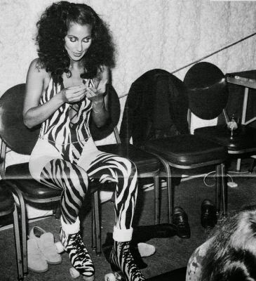 Why bother with Studio 54? Cher Brooklyn Disco Roll-A-Rama, c. 1976 Photographer | Unknown to me