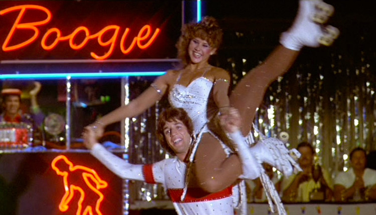 And, Hoist! The Winners! Linda Blair/ Jim Bray Roller Boogie Mark L. Lester, 1979 Cinematography | Dean Cundey