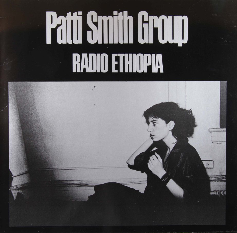 Pissing in the River and Poetic Rebellion -- Welcome to NYC PUNK. Patti Smith Group Radio Ethiopia, 1976 Photograph | Robert Mapplethorpe