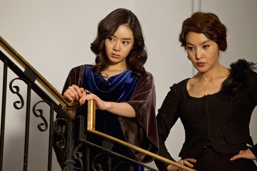 Daughter and Mother or Conspirators? The Mistresses of the house know no limit to their cruelty. Seo Woo / Park Ji-Young The Housemaid / Hanyeo Sang-soo Im, 2010 Cinematography | Lee Hyung-deok