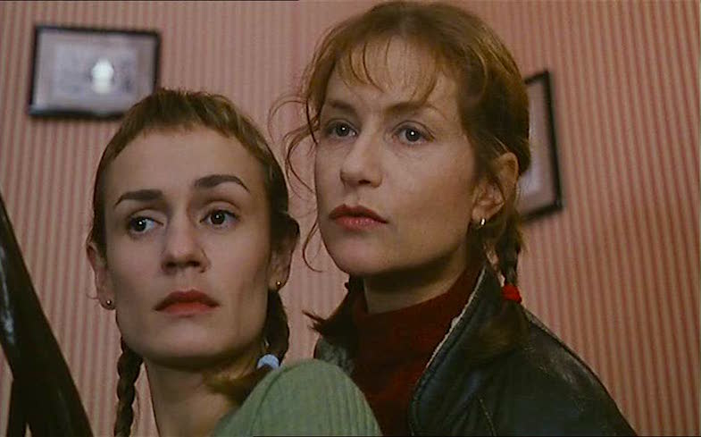 Friends or Conspirators? Sandrine Bonnaire / Isabelle Huppert La Ceremonie Claude Chabrol, 1996 Cinematography | Bernard Zitzermann