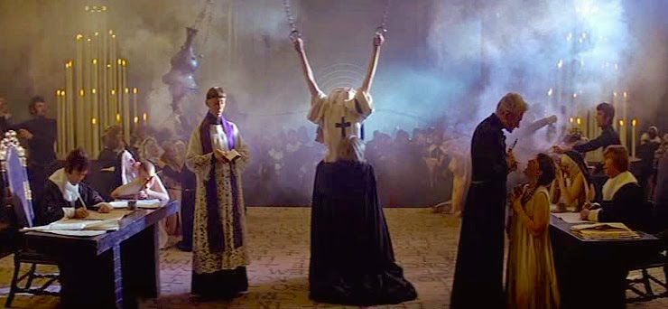 "Let the ""exorcisms"" begin... The Devils Ken Russell, 1971 Cinematography 