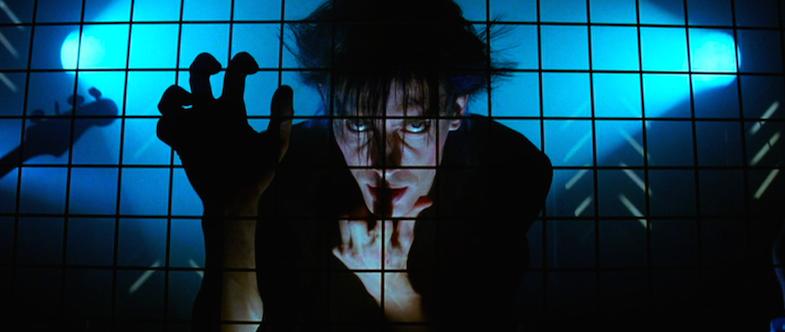 """undead. undead. undead"" Peter Murphy / Bauhaus The Hunger Tony Scott, 1983 Cinematography | Stephen Goldblatt"