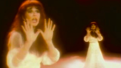 """Bad dreams in the night. They told me I was going to lose the fight. Leave behind my Wuthering, Wuthering Wuthering Heights..."" Kate Bush Wuthering Heights Vid-Clip, 1978"