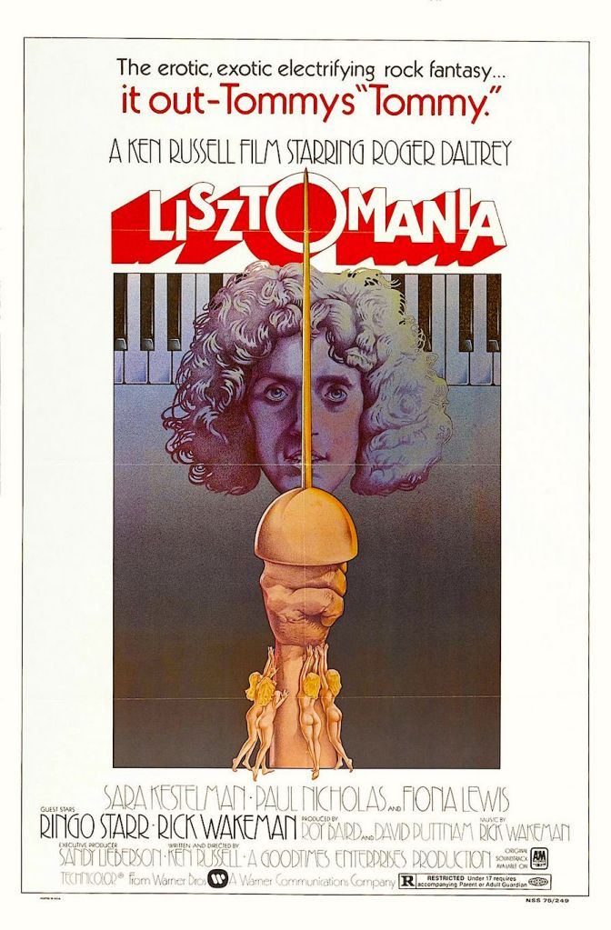 Lisztomania Ken Russell | 1975