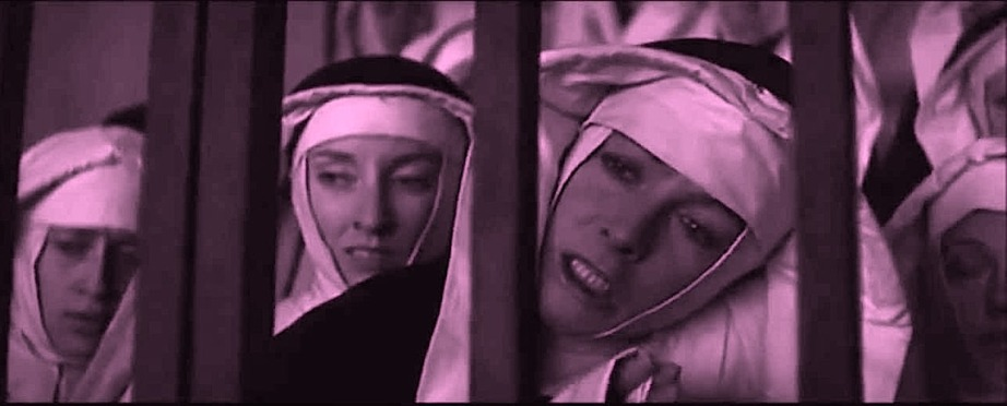 Faith and Religion Distorted For Ambition, Greed, Power and Control... The Devils Ken Russell, 1971 Cinematography | David Watkin