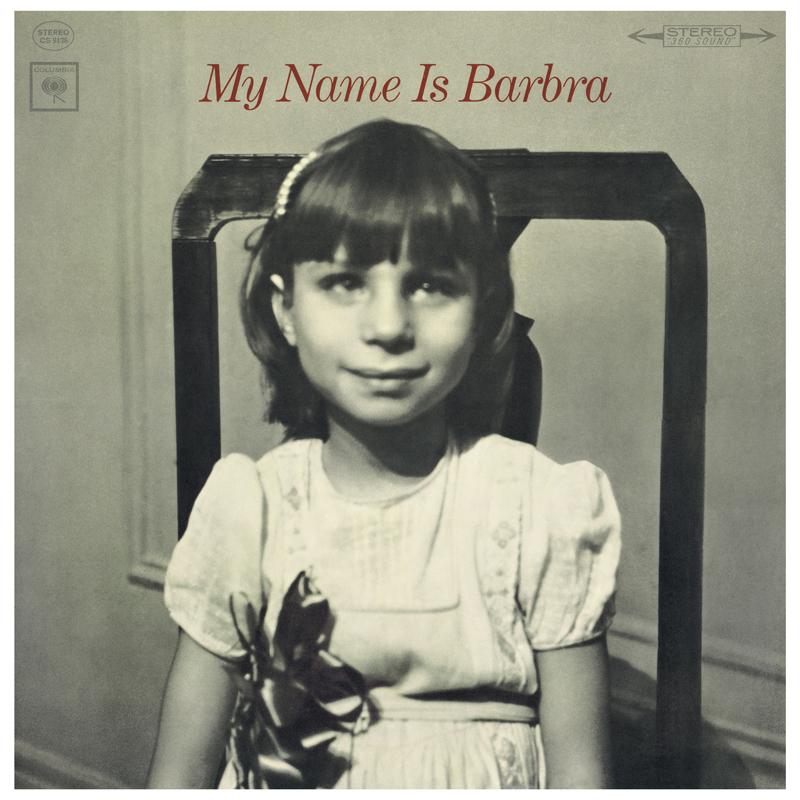 Barbra Streisand My Name Is Barbra | 1965