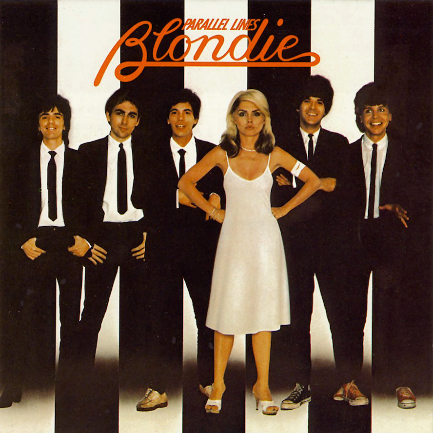 Blondie Parallel Lines, 1978 Photograph | Edo Bertoglio