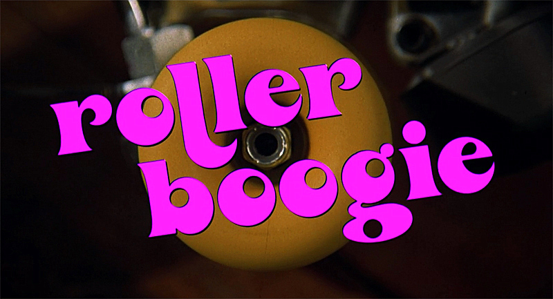 Let's Roll! Let's Rock! Roller Boogie Mark L. Lester Cinematography | Dean Cundey