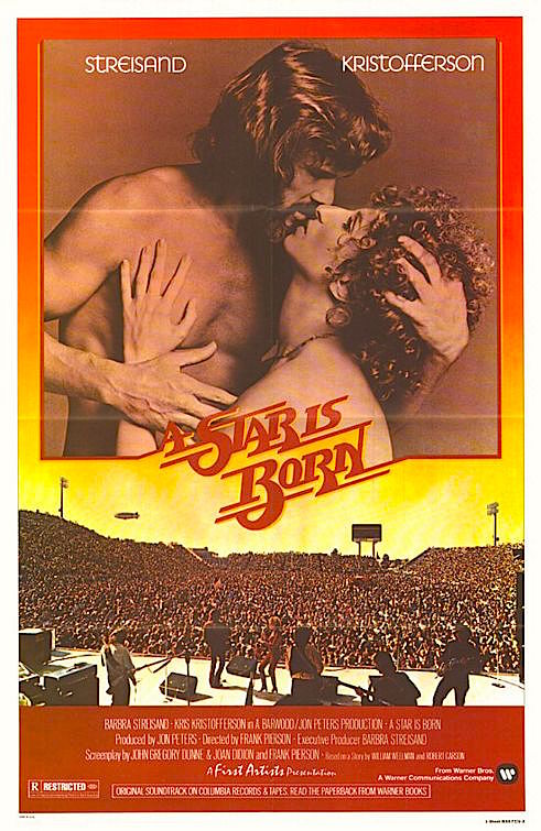 A Star Is Born Barbra Streisand / Kris Kristofferson  1976