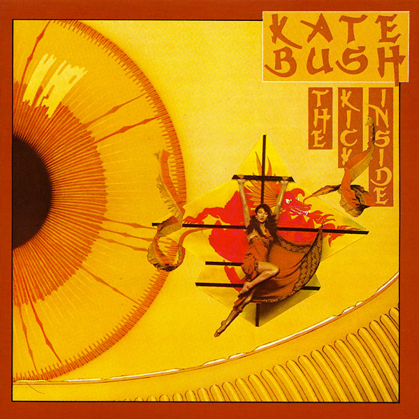 Kate Bush The Kick Inside, 1978 Photograph | Jay Myrdal Art Direction / Design Splash Studio, John Carder Bush & Del Palmer