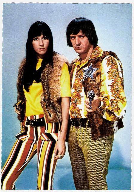 Sonny & Cher c. 1966 Photograph | Michael Ochs