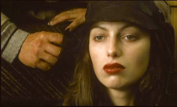 "An unforgettable cinematic presence and debut which would be her final turn in front of film cameras. Iwona Petry as Wloszka AKA ""The Italian"" Szamanka Andrzej Zulawski, 1996 Cinematography 