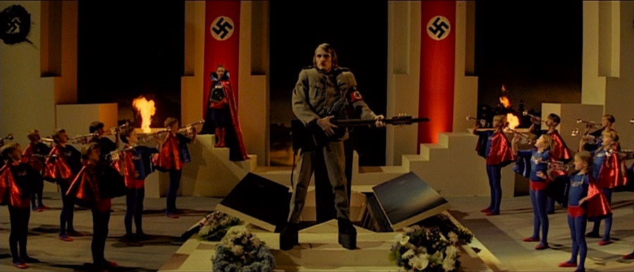 Wagner rises from Hell as The Nazi Super Monster. Only Franz and his groupies can save the day! Lisztomania Ken Russell, 1975 Cinematography | Peter Suschitzky