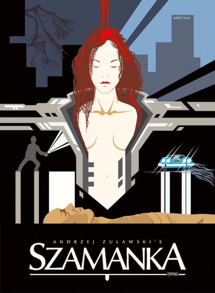 Szamanka Andrzej Zulawski, 1996 Art | Jean-Philippe Guigou