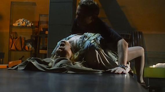 Erotic desire beyond reason... Iwona Petry & Boguslaw Linda Szamanka Andrzej Zulawski, 1996 Cinematography | Andrzej Jaroszewicz