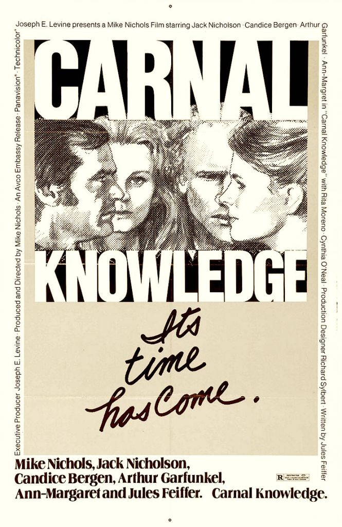 Carnal Knowledge Mike Nichols, 1971