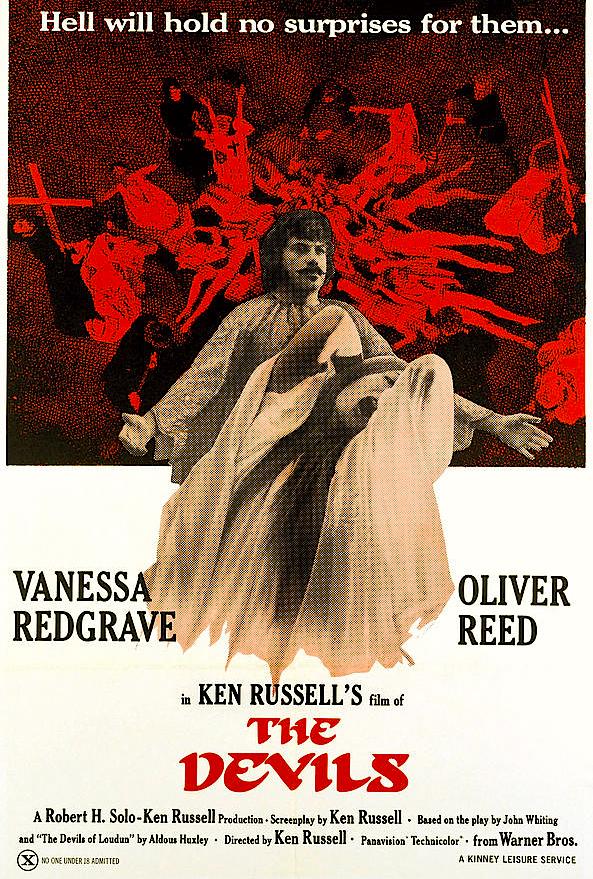 The Devils Ken Russell, 1971