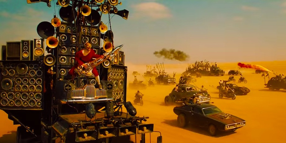 Cinematic Masterpiece, Relentless Visual & Audio Assault, Creative but not among my favorite films of the year. Mad Max: Fury Road George Miller, 2015