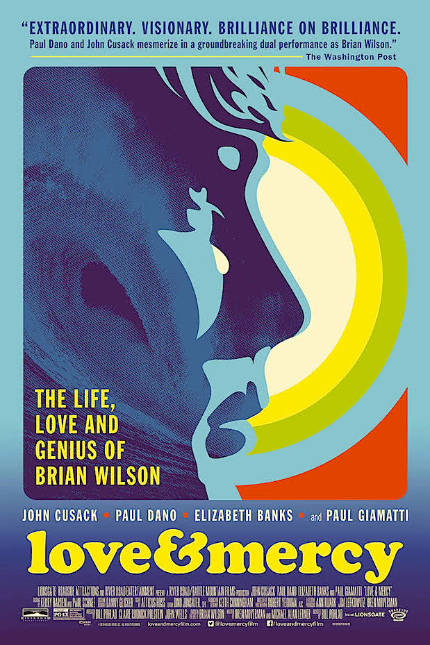 A masterful and surprising film that seemed to come from nowhere completely by surprise. Pure Cinematic Magic. Bill Pohlad, 2015