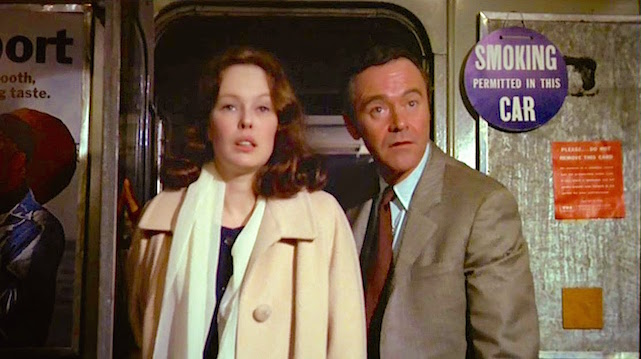 """Oh My Goooood!"" Sandy Dennis & Jack Lemmon  The Out of Towners Arthur Hiller, 1970"