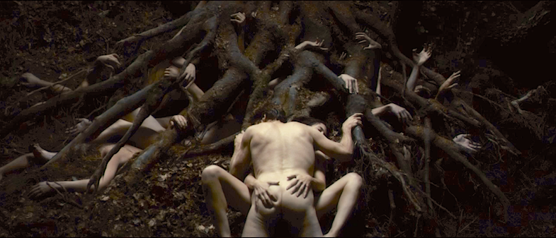 And chaos reigns. Surrealistically, Willem Dafoe and Charlotte Gainsbourg are working through some of life's cruelest turns. Antichrist Lars von Trier, 2009 Cinematography | Anthony Dod Mantle
