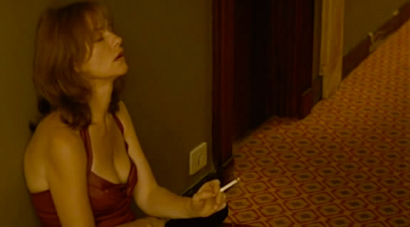 """Maybe now you know desire reduces us to weakness."" Isabelle Huppert Ma Mere Christophe Honre, 2004 Cinematography 