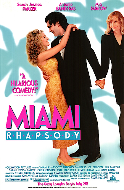 Miami Rhapsody  David Frankel, 1995