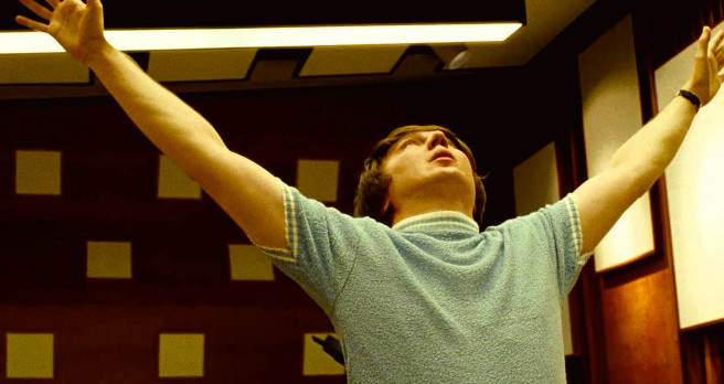 Paul Dano is the Young Brian Wilson Love & Mercy Bill Pohlad, 2015 Cinematography | Robert D. Yeoman