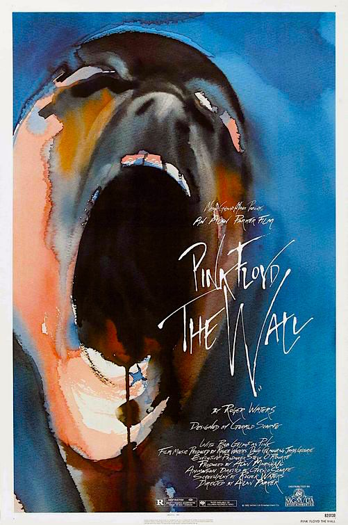 Pink Floyd The Wall Alan Parker, 1982