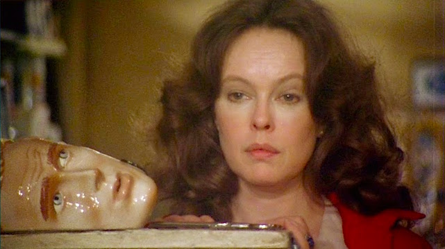 """Yes, but I chose to rise above the attitudes of this small town, while you chose to lay spread over a gravestone and take them inside you."" Sandy Dennis Come Back to the 5 & Dime, Jimmy Dean, Jimmy Dean  Robert Altman, 1982 Cinematography 