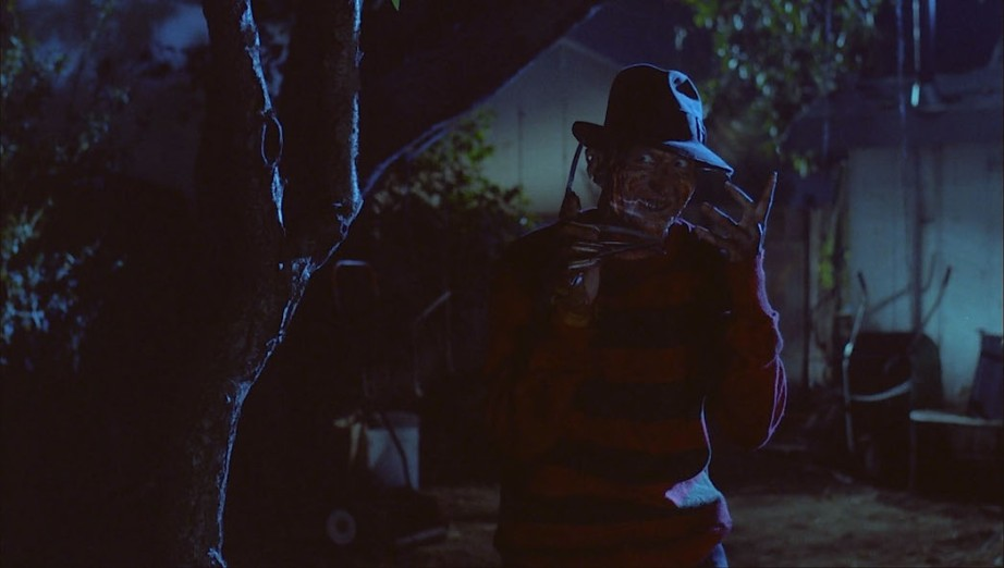 Robert Englund teases before he strikes... A Nightmare on Elm Street Wes Craven, 1984 Cinematography| Jacques Haitkin