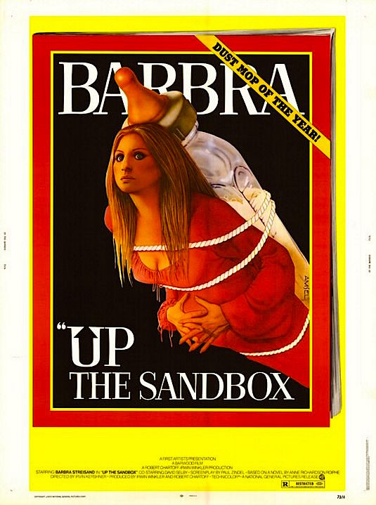 Up The Sandbox Irvin Kershner, 1972