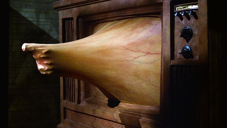 The Medium turns against you... Videodrome David Cronenberg, 1983 Cinematography | Max Irwin
