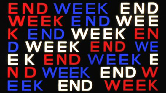 the death of cinema? The Weekend Jean-Luc Godard | 1967