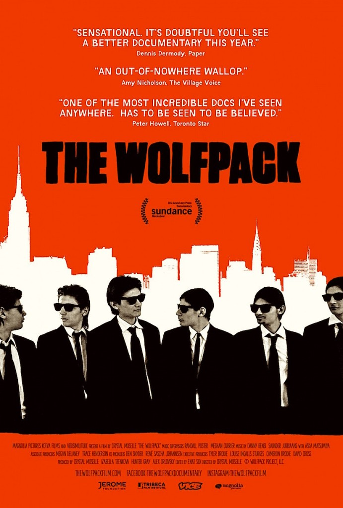 Learning and understanding the world from movies... The Wolfpack Crystal Moselle, 2015