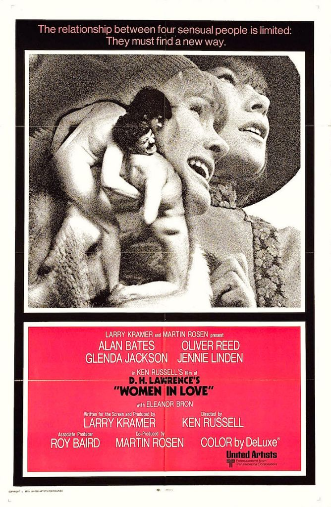 Women In Love Ken Russell, 1969