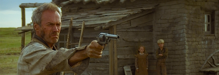 The idea of the Western genre is a bit subverted and re-imagined... And RT gives it a solid 95% rating. Unforgiven Clint Eastwood, 1992 Cinematography | Jack N. Green