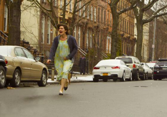 """Help me!"" Gaby Hoffmann LYLE Stewart Thorndike, 2014 Cinematography | Grant Greenberg"