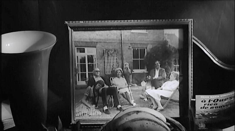 A childhood family portrait taken in Brussels... REPULSION Roman Polanski, 1965 Cinematography | Gilbert Taylor