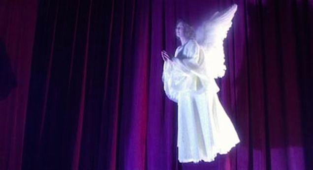 The angels never really went away. Laura's salvation descends... Twin Peaks: Fire Walk With Me David Lynch, 1992 Cinematography | Ronald Victor Garcia
