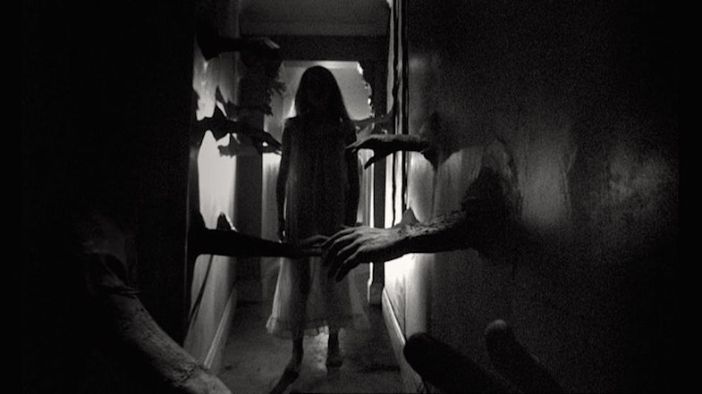 A walk down the hall becomes a sexual threat that offers no escape. Catherine Deneuve REPULSION Roman Polanski, 1965 Cinematography | Gilbert Taylor