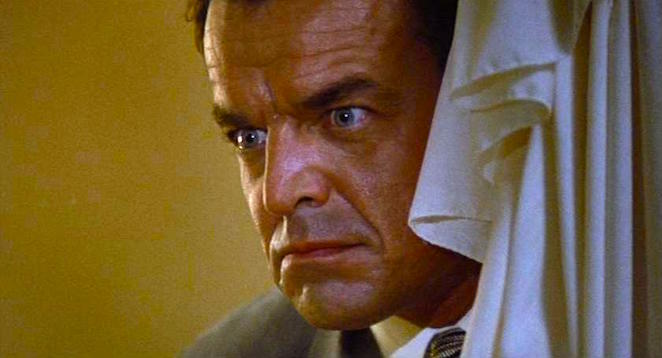 "Is ""Bob"" Dad's creation or one of his daughter? Worse yet, is Bob a demon? The American Family gets a horrifying surreal deconstruction. Ray Wise as Mr. Palmer Twin Peaks: Fire Walk With Me David Lynch, 1992 Cinematography 