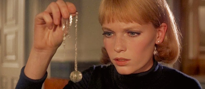 A gift or a curse?  Mia Farrow Rosemary's Baby Roman Polanski, 1968 Cinematography | William A. Fraker