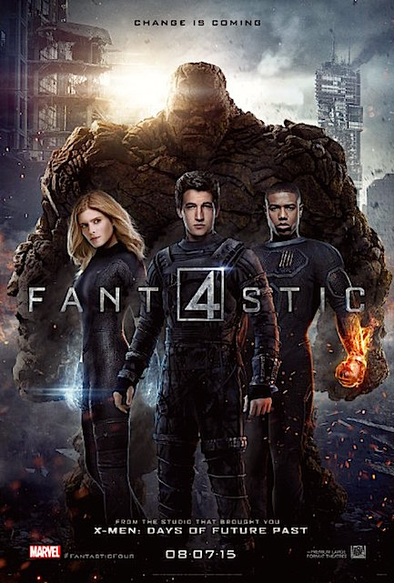 Obviously, not a great or maybe not even a good movie. But is it deserving of RT's 9% rating?!?!!? Fantastic Four Josh Trank, 2015